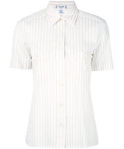Celine Vintage | Рубашка В Полоску