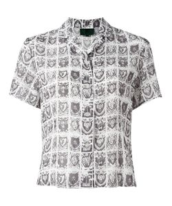 JEAN PAUL GAULTIER VINTAGE   Religious Print Shirt 40