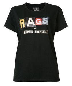 Sophie Theallet | Logo Print T-Shirt