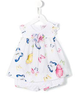 Mona Lisa   Monnalisa Butterfly Print Shorties Infant 6 Mth