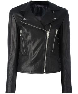 Belstaff | Leather Jacket 44 Leather/Viscose/Polyester