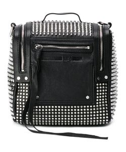 Mcq Alexander Mcqueen | Loveless 69 Studded Bag Calf Leather/Metal