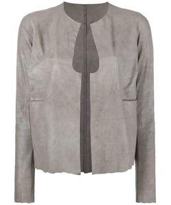 SALVATORE SANTORO   Cut-Out Detail Jacket