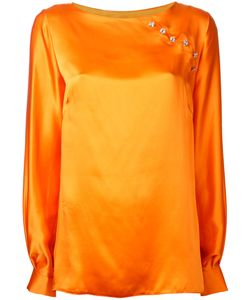 N Duo | Embellished Blouse Size