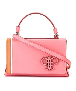 Emilio Pucci | Logo Plaque Cross-Body Bag Calf Leather
