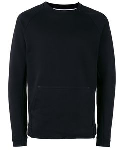 Nike | Tech Fleece Crew Neck Sweatshirt Large Cotton/Polyester