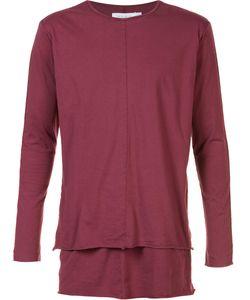 Daniel Patrick | Long-Sleeve Laye T-Shirt Xl Cotton