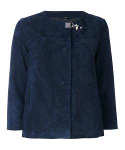 Fay   Cropped Sleeve Jacket M