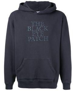 Black Eye Patch | Толстовка С Капюшоном И Вышитым Логотипом