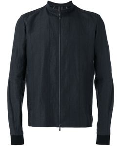 DEVOA | Stripe Jacket 3 Ramie/Polyester/Linen/Flax