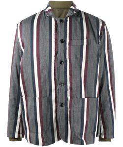 UNIFORM EXPERIMENT | Reversible Jacket 1 Wool/Linen/Flax/Cotton/Polyester
