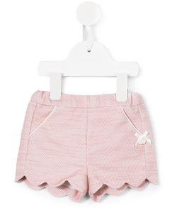 Tartine et Сhocolat | Tartine Et Chocolat Scalloped Trim Shorts Infant 3 Mth