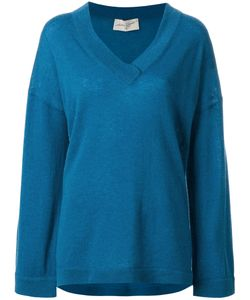 ANTONIA ZANDER | V-Neck Jumper Women Xs