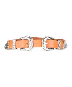 B-Low The Belt | Bri Bri Double Buckle Belt Large