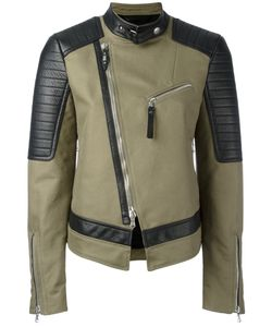 Diesel Black Gold | Off-Centre Zip Jacket Size 40