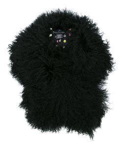 CHARLOTTE SIMONE | Furry Stole Women