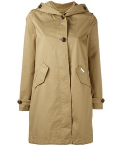 Woolrich | Hooded Trench Coat