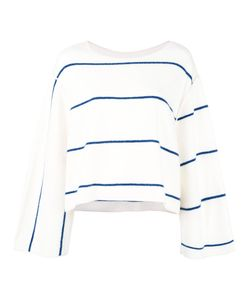 DUSAN | Striped Fla Jumper Cashmere