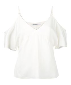 T By Alexander Wang | Cold Shoulder Top