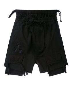 Ktz   Embroidered Shorts S