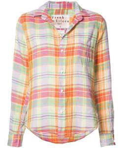 FRANK & EILEEN | Barry Shirt Xs Linen/Flax