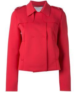 Harris Wharf London | Concealed Placket Jacket 40
