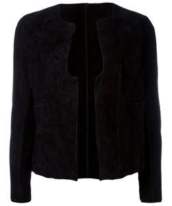 SALVATORE SANTORO | Suede Jacket 42 Leather