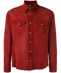 Eleventy   Buttoned Shirt Size 52