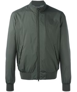 Herno | Zipped Bomber Jacket 54 Polyester/Viscose