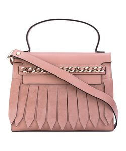 Casadei | Fringed Tote