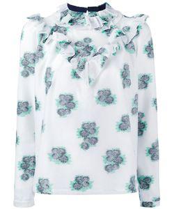Roseanna | Блузка С Цветочным Принтом