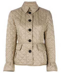 Burberry | Quilted Jacket Xl Polyester/Cotton