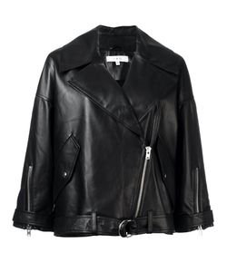 Iro | Reza Jacket 38 Lamb Skin/Polyester/Viscose