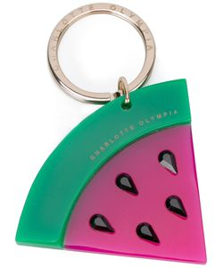 Charlotte Olympia | Watermelon Keyring