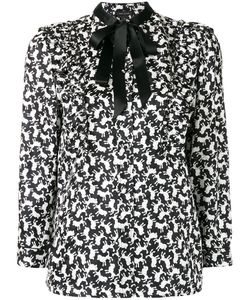 Marc Jacobs | Poodle Print Shirt 2 Silk