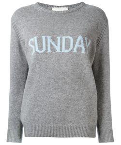Alberta Ferretti | Sunday Jumper 38 Cashmere/Virgin Wool