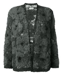 Brunello Cucinelli   Tweed Cardigan Small Polyurethane/Polyamide/Acrylic/Wool