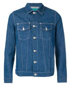 Paura | Unwashed Jeans Jacket Men L