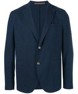 Eleventy | Two Button Blazer 50 Cotton/Spandex/Elastane/Acetate/Polybutylene Terephthalate Pbt