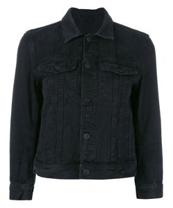 Helmut Lang | Cropped Denim Jacket Size Medium