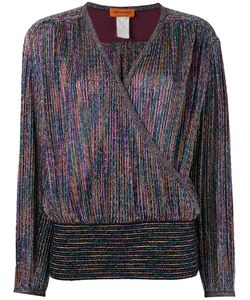 MISSONI VINTAGE | V-Neck Top