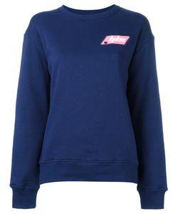 Au Jour Le Jour | Logo Patch Sweatshirt 42