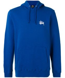 Stussy | Basic Hooded Sweatshirt