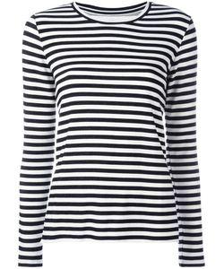 MAJESTIC FILATURES | Striped Long Sleeved Top 2 Viscose/Spandex/Elastane