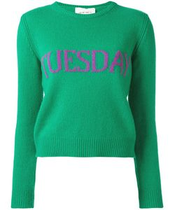 Alberta Ferretti | Tuesday Jumper 42 Cashmere/Virgin Wool