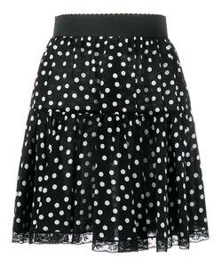 Dolce & Gabbana | Polka Dot Print Skirt 44