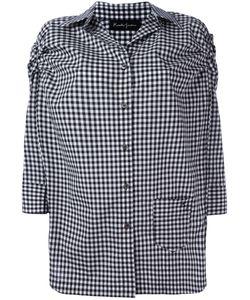 ROSSELLA JARDINI | Checked Shirt Size 44