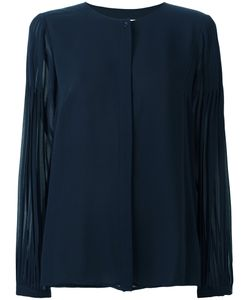 Michael Michael Kors | Pleated Sleeves Blouse