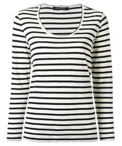 ANDREA MARQUES | Striped Top Size 36