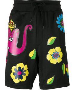 Moschino | Printed Bermuda Shorts M